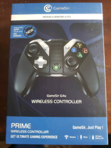 Gamesir G4s Wireless Controller (Brand New)