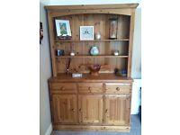 Heavy French Farmhouse Rustic Solid Dresser