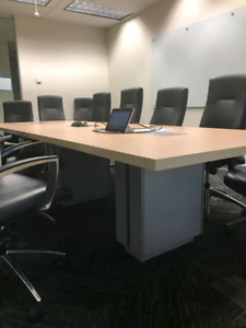 High end Executive boardroom table only