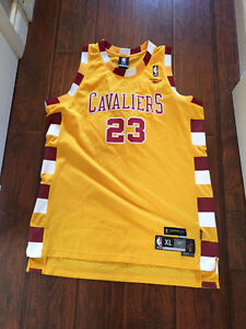 Lebron James Retro Cavaliers jersey
