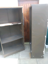 Pair Garage Tidy Cabinets 6ft x 3ft