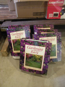 Gardening Made Easy Six Binder Set