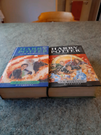 Harry Potter First Editions