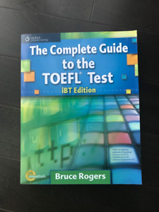 The compete guide to the TOEFL Test, iBT Edition