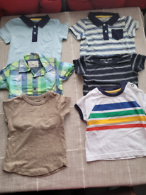 Clothes for baby boy 6-9 months 31 items