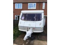 Elddis Force 2 berth with awning+annexe