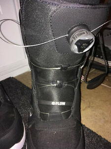 Flow Snow Board Boots Size 11 Peterborough Peterborough Area image 2