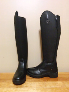 Winter Riding Boots (mountain horse) Size 8