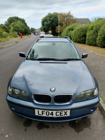 image for Bmw 320d auto full history mot july