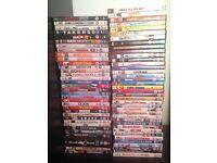 Massive DVD bundle and DVD player
