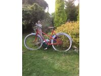 Original Retro child's bicycle