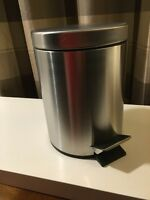 Two Small Garbage Cans