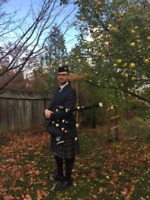 Bagpipe Instructor