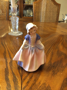 "ROYAL DOULTON FIGURINE - ""DINKY DO"""