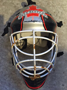 Masque de hockey de rue