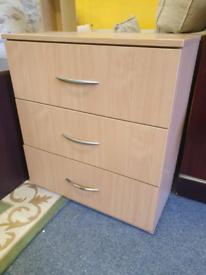Large bedside drawers