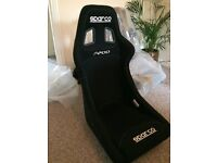 Sparco F200 Bucket Race Seat
