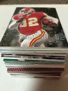 Kansas City Chiefs football cards