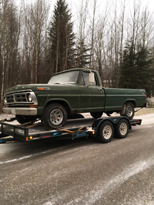 """Wanted 70 ish Ford half ton 9"""" differential"""