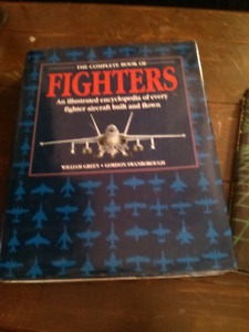 The Complete Book of Fighters encyclopedia and air Warfare