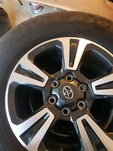 Toyota OEM rim/tires