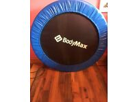 Bodymax indoor small trampoline