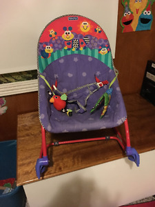 FS: Fisher Price Vibrating Rocking Chair