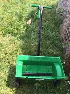 Lawn spreader 24 inch