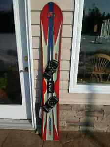 Carving snowboard F2 signed RR