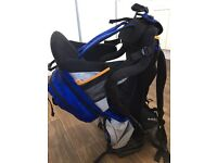 B-Square baby/toddler carrier