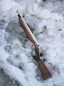 Lever Action Paintball Marker.