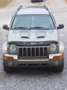 2003 Jeep Liberty Gold SUV, Crossover