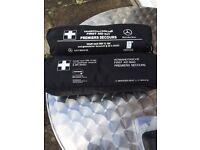 .merc first aid kit