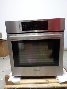 BOSCH FOUR CONVECTION  SINGLE OVEN HBN8451UC STAINLESS
