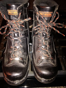Ladies Harley Boots