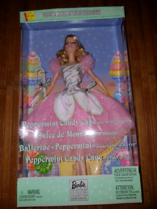 Peppermint Candy Cane Barbie