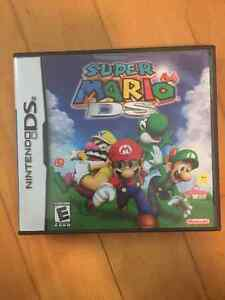 Super Mario 64 DS Complet