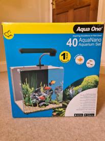 *NEW* Aqua One Aqua Nano 40 Aquarium