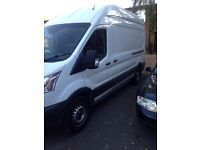Ford transit 2014 cat D