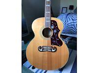 2004 Epiphone EJ-200 Korean Acoustic Guitar