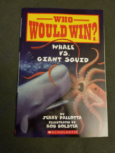 Who Would Win - Whale Vs. Giant Squid