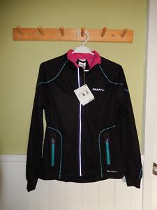 Manteau de ski de fond / course par temps froid Craft