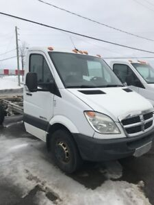 DODGE SPRINTER 3500 2008 BAS MILLAGE