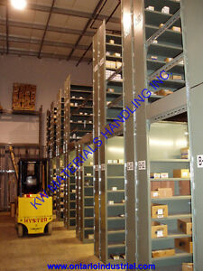 PALLET RACKING & SHELVING IN STOCK. LOW PRICES & FAST DELIVERY Kitchener / Waterloo Kitchener Area image 9
