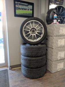"17"" OZ Superleggera wheels for sale"