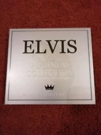Elvis. Platinum Collection. 3 CD set.