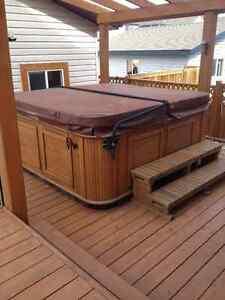 tundra hot tub