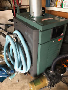 POOL EQUIPMENT .POOL HEATER PUMP ,CLEANER DRAIN HOSE AND MORE