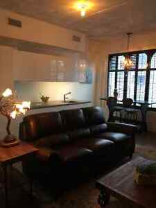 Between homes? Fully furnished beautiful apartment in Fonthill