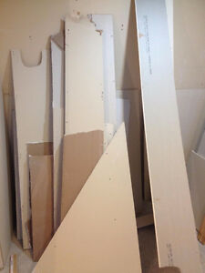 Miscellaneous Drywall Pieces